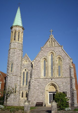 photo of church frontage